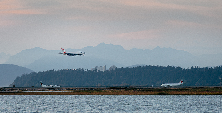 YVR Airport